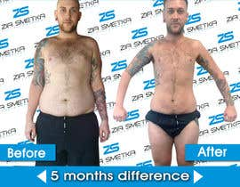 #48 para I need some Graphic Design for my Before & After Pictures de slcreation