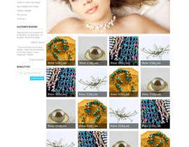 #27 para Website Design for BeadCrafty.com de infocuspro