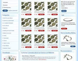 #22 för Website Design for BeadCrafty.com av tomydeveloper