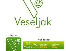 #211 untuk Logo for a Slovenian radio station oleh ElVikingoDigital