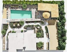 #46 for Landscape Design around an existing pool with Dinning, BBQ , shower and Lounge areas af jakerhassan64