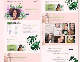 #101 for Redesign May Beauty Website. af abiyyurifqi44
