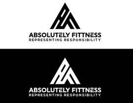 #273 for Name: Absolutely Fittness Sub name: Representing Responsibility.                                 The sub name will be changed so please be advised. This business offer Healthy eating, gym services and meal prepping on a budget and schedule. by Ashik0987
