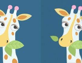 #11 cho Create a safari illustration of baby cloths bởi Kotan23