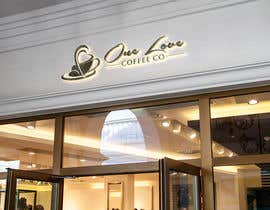 #591 for LOGO/SIGN – ONE LOVE COFFEE CO by NazmulHasan7itbd