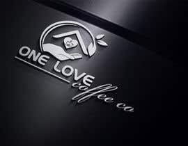 #608 for LOGO/SIGN – ONE LOVE COFFEE CO by mdidrisa54