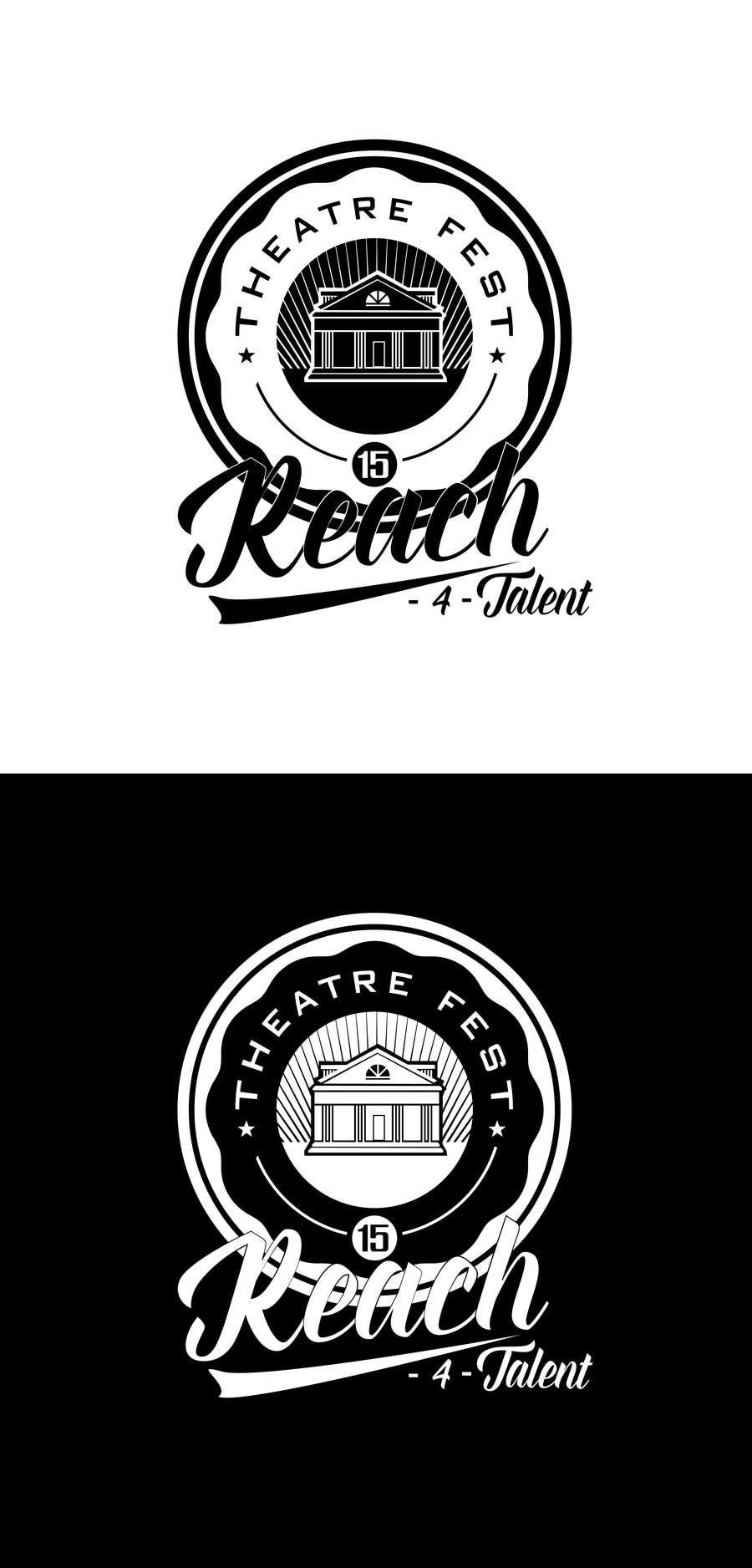 Participación en el concurso Nro.48 para Design a Logo for TheatreFEST/15