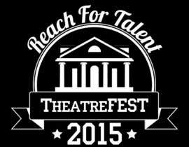 #53 for Design a Logo for TheatreFEST/15 by ITMOillustrator