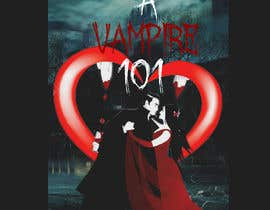 #70 for Vampire Icon With Characters/background for book cover by iajharul333