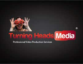 #58 untuk Logo Design for Turning Heads Media oleh elgopi