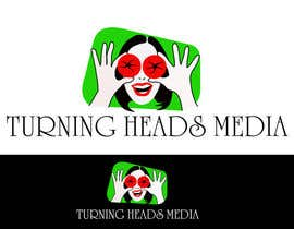 #67 untuk Logo Design for Turning Heads Media oleh nilosantillan