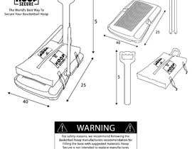 #8 untuk Technical drawing for a Product oleh NadeeshanMA