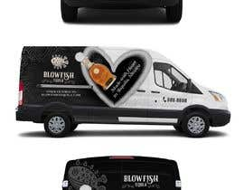 #55 for Van Wrap Design by abdsigns