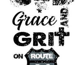 #120 for Collection God Grace & Grit t shirt design by Shahabuddinsbs