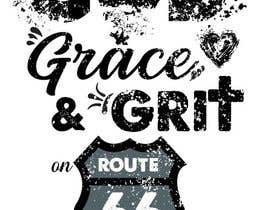 #121 for Collection God Grace & Grit t shirt design by Shahabuddinsbs