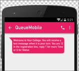 Graphic Design Contest Entry #3 for Create an Animation cell phone text message