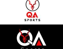 graphicsdesinr tarafından Logo Designing and Branding - QA Sports için no 70