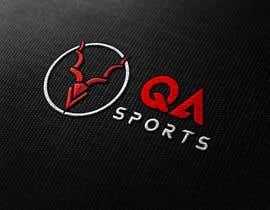 graphicsdesinr tarafından Logo Designing and Branding - QA Sports için no 106