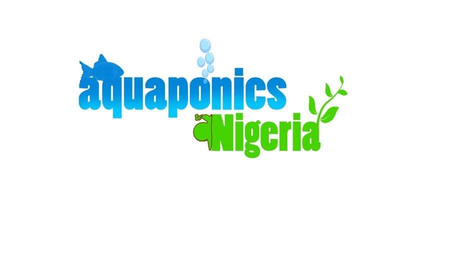 Contest Entry #29 for Design a Logo for www.AquaponicsNigeria.com