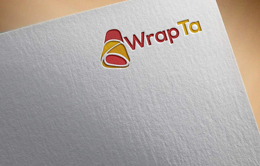 Contest Entry #                                        148                                      for                                         logo for a wraps and rolls kitchen