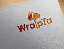 nº 143 pour logo for a wraps and rolls kitchen par alshamim0011