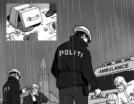 topdrawer tarafından Black and White Comic Illustration için no 20