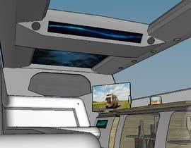 Nro 6 kilpailuun Diseño interior de Limosina en 3D käyttäjältä ValkovIhor