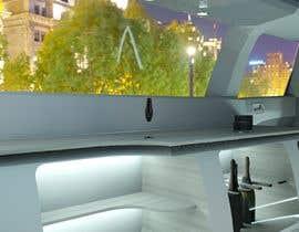 Nro 7 kilpailuun Diseño interior de Limosina en 3D käyttäjältä ValkovIhor
