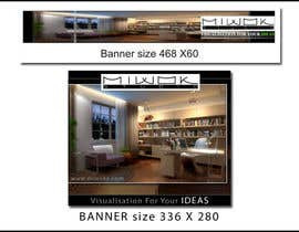#24 for Banner Ad Design for Miwok Studio av DESIGNERSAURAV