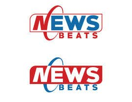 #23 for logo for new channel by the name newzbeats by agnivdas44
