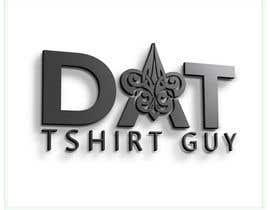#136 , DAT TSHIRT GUY logo 来自 Maxbah