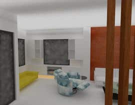 #53 untuk Redesign the architectural drawing of a duplex flat oleh ziadesigner7