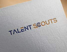 #322 for Please create a logo for my new business name --> Talent Scouts af Aklimaa461