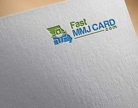 #495 untuk Logo Design Contest FastMMJCard.com oleh Designtool386