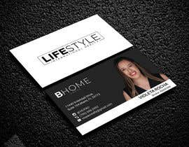 #556 untuk Business Card Design - Violet Rocha oleh kailash1997