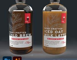 #93 cho We need Bottle Sticker/Label Designs for Two (2) Different Iced Coffee Products bởi AllanFreelancer