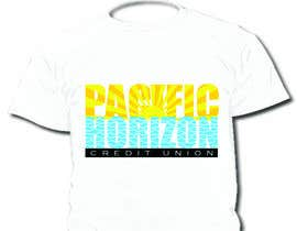 #11 สำหรับ Design a custom T-Shirt for Pacific Horizon โดย tlacandalo
