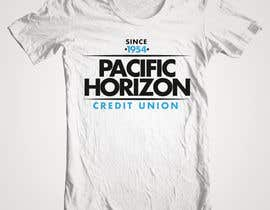 #5 untuk Design a custom T-Shirt for Pacific Horizon oleh RonRamores