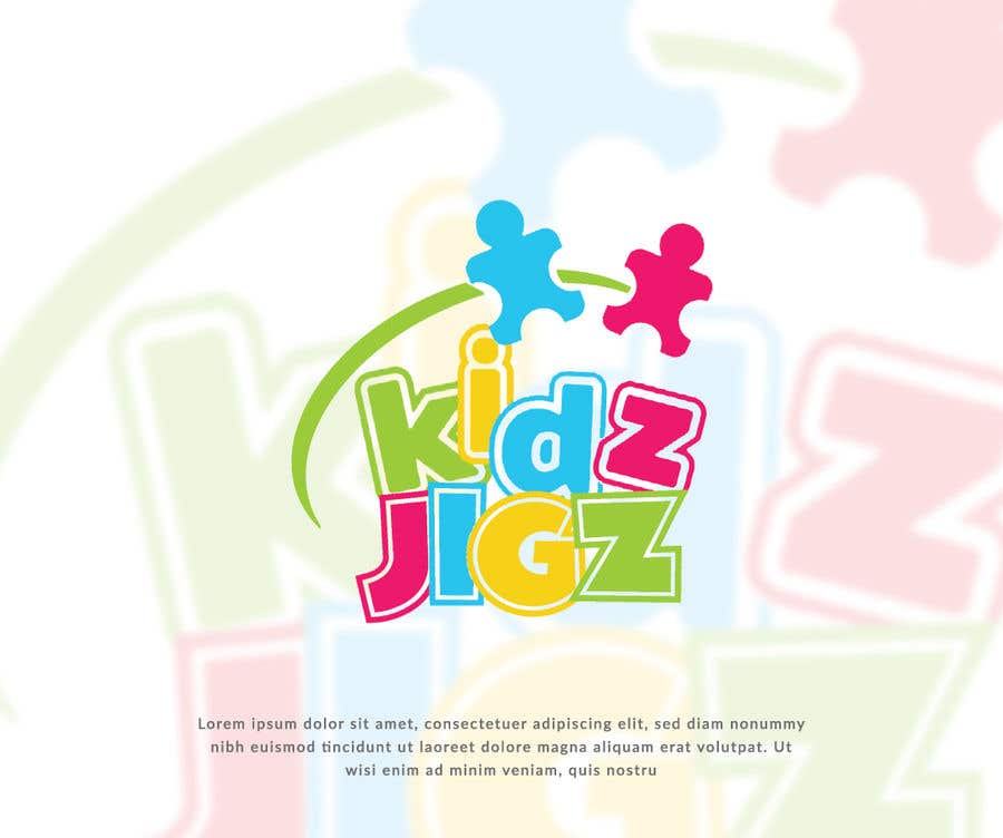 Contest Entry #                                        716                                      for                                         Kidz Puzzles (Logo Design)