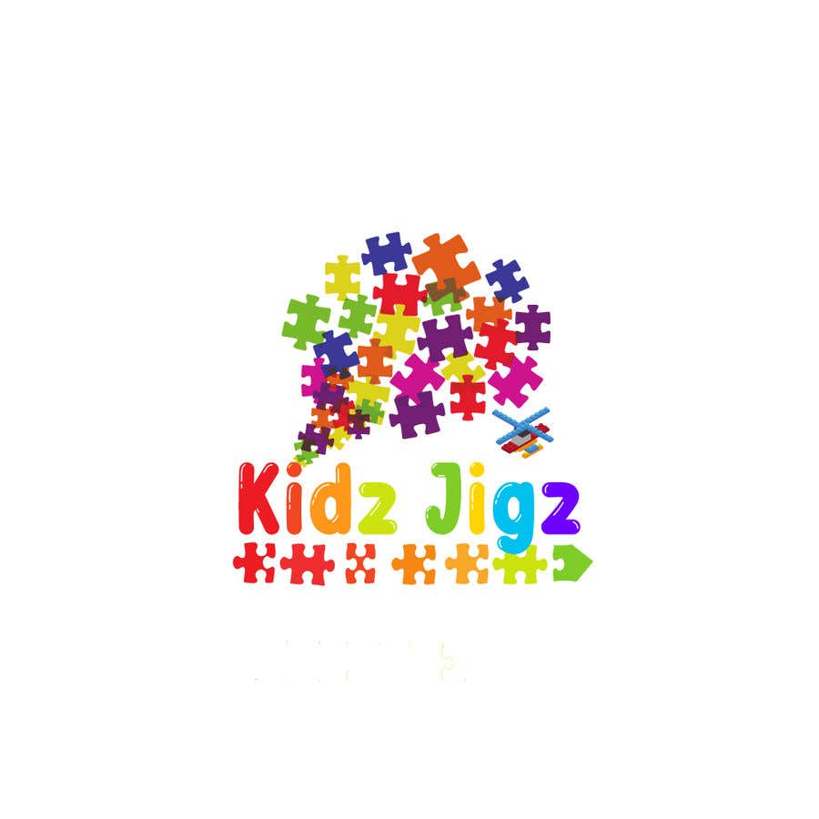 Contest Entry #                                        428                                      for                                         Kidz Puzzles (Logo Design)
