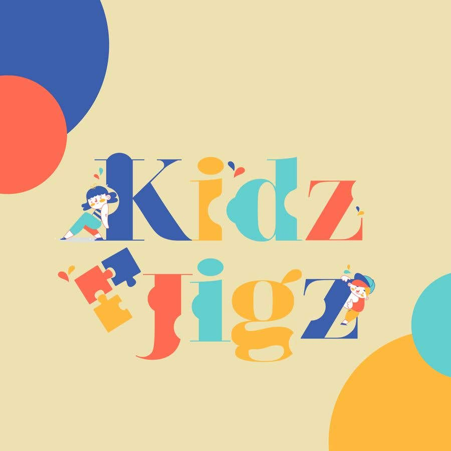 Contest Entry #                                        318                                      for                                         Kidz Puzzles (Logo Design)