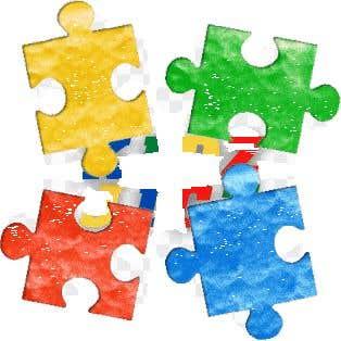 Contest Entry #                                        462                                      for                                         Kidz Puzzles (Logo Design)
