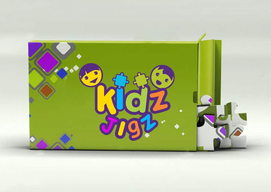 Contest Entry #                                        654                                      for                                         Kidz Puzzles (Logo Design)