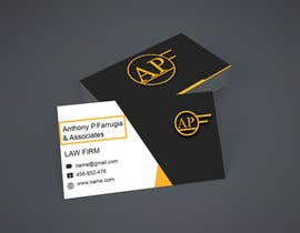 #194 for I need a logo for a legal office. af shahadatsafi6541