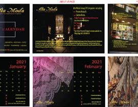 #41 for Create a 2021 Desk Calendar by prosenjitsaha542