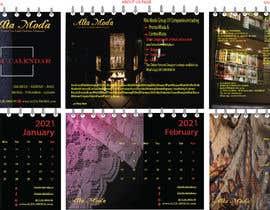 #42 for Create a 2021 Desk Calendar by prosenjitsaha542