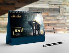 #39 for Create a 2021 Desk Calendar by morshedalamsajin