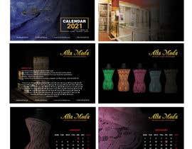 #15 for Create a 2021 Desk Calendar by oshin33