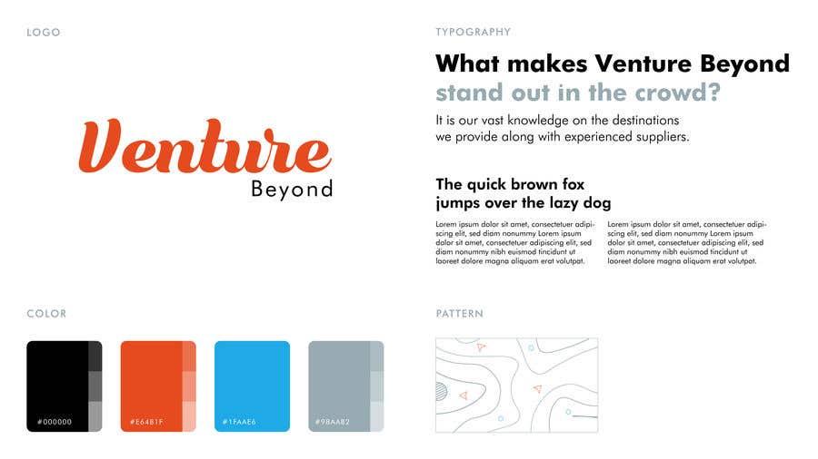 Bài tham dự cuộc thi #                                        347                                      cho                                         Brand Identity - Creative Concept and Logo