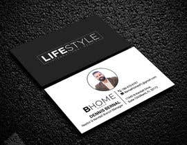 #441 for Dennis Bernal - Business Card by kailash1997